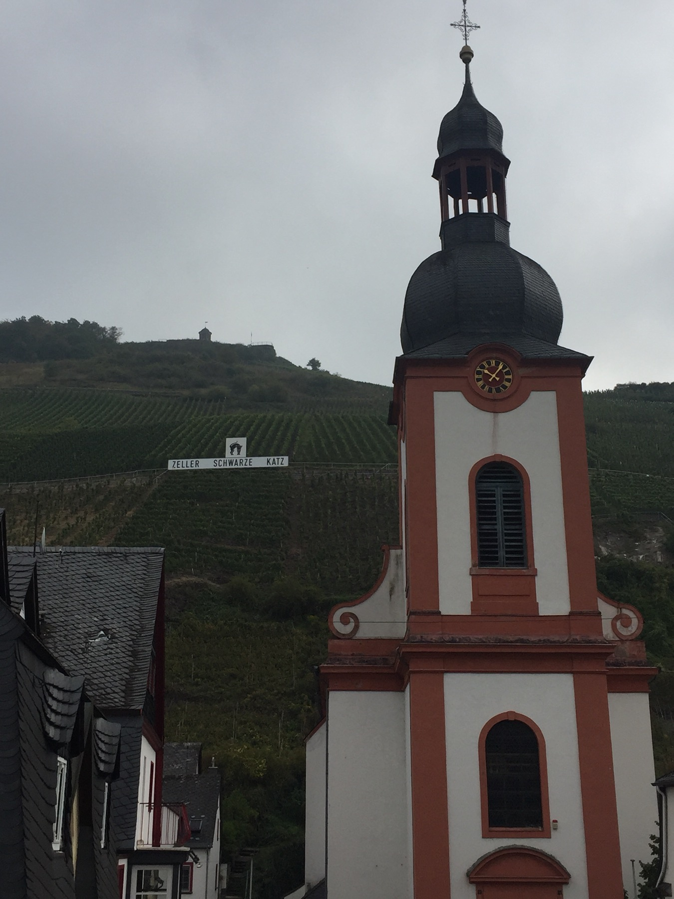 Kirche in Kaimt am Mosel-Camino