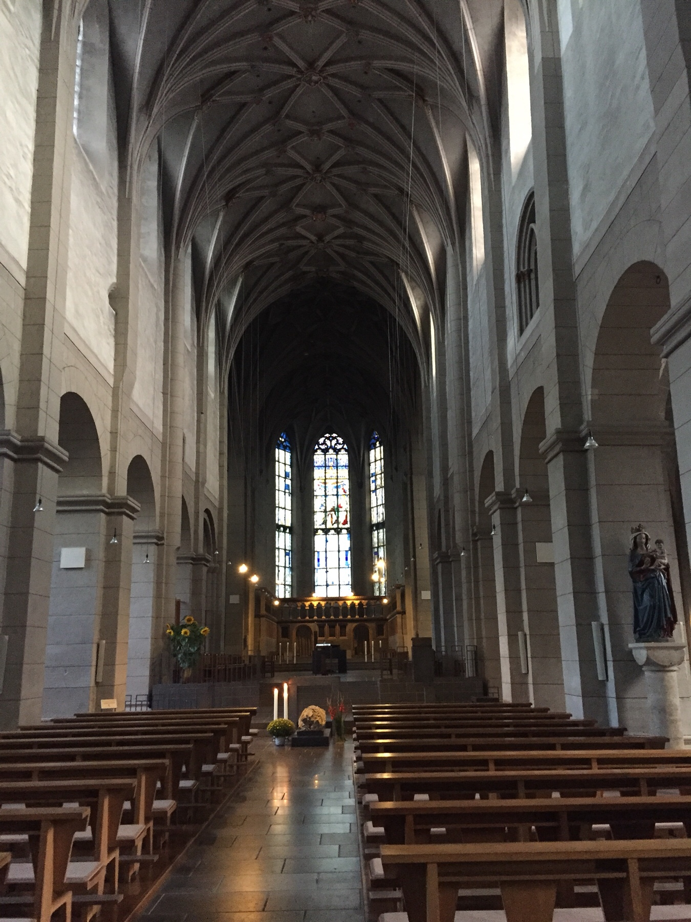 Abtei St. Matthias in Trier