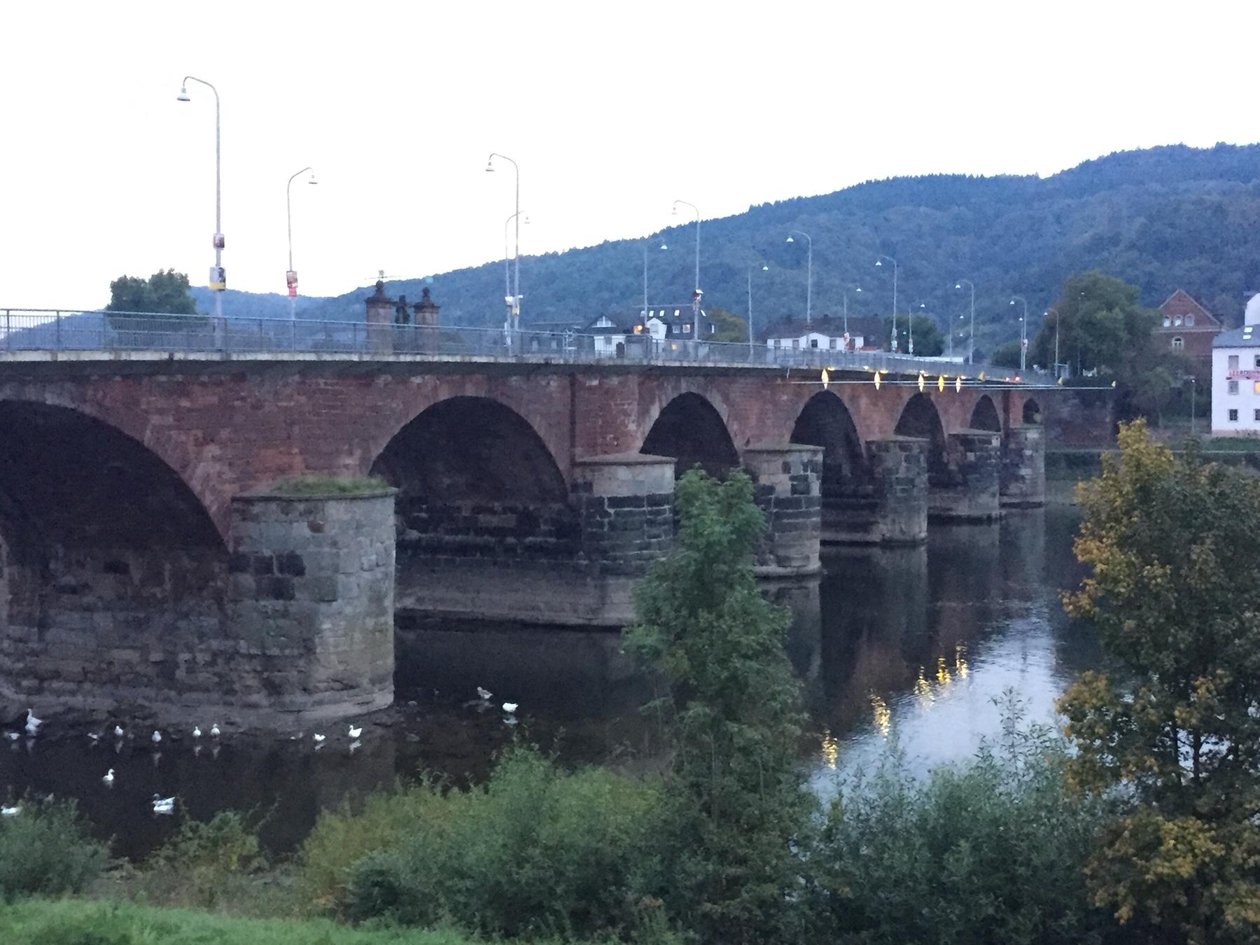 Brücke in Trier