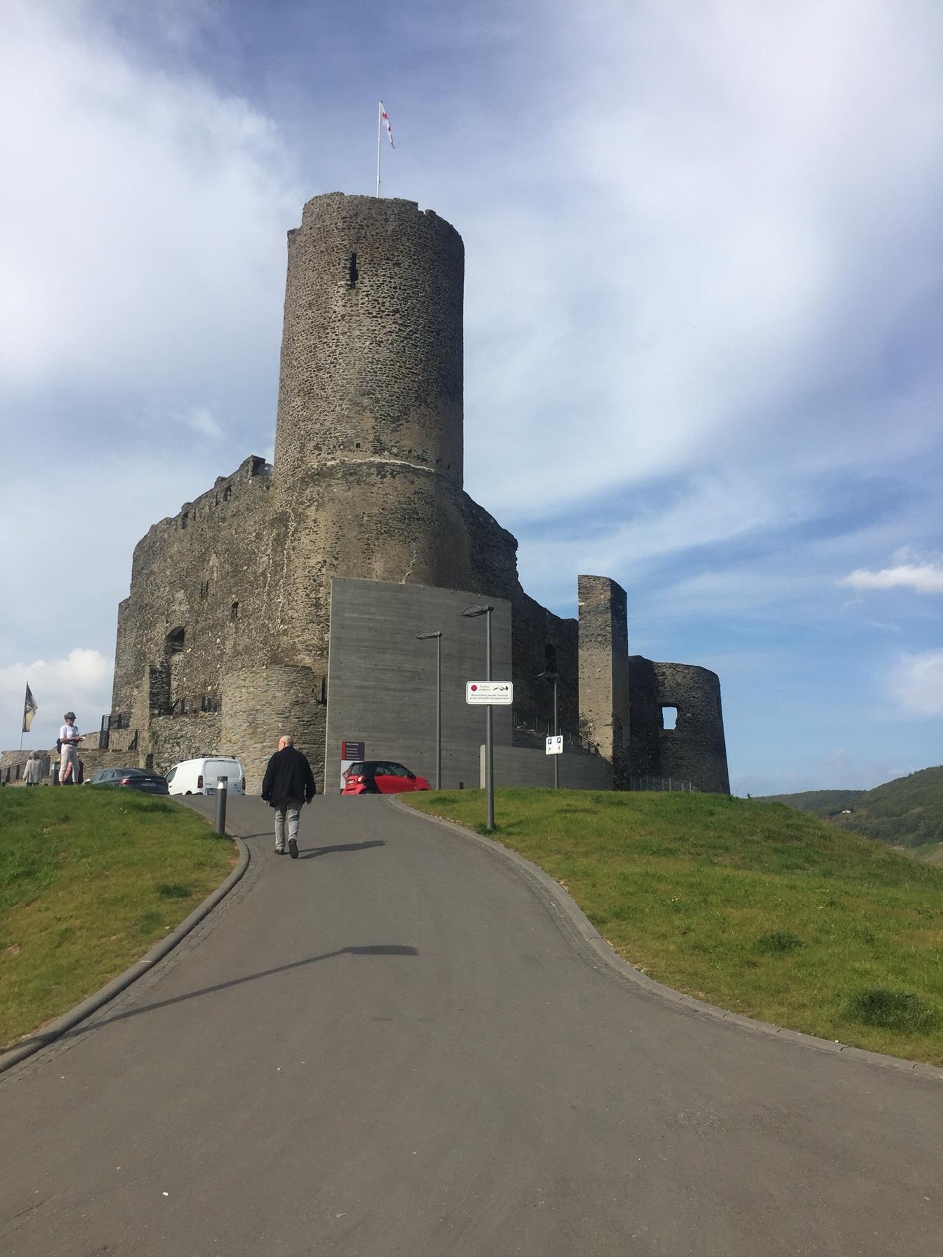Burgruine Bernkastel