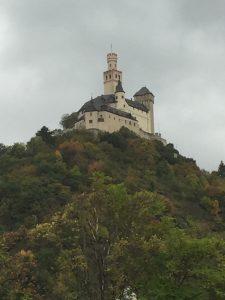 Marksburg in Braubach, Rheinsteig