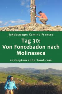 Camino Frances - Tag 30: Von Foncebadon nach Molinaseca #caminodesantiago #camino #caminofrances #Santiago #fernwanderung #wandern #spanien #pilgern #santiagodecompostella #finisterre #fisterra #galicien #galicia #outdoor #outdoorblog #outdoorblogger #reiseblogger #wanderblogger #wanderblog #reiseblog #läuftbeiihr