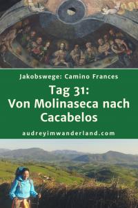 Camino Frances - Tag 31: Von Molinaseca nach Cacabelos #caminodesantiago #camino #caminofrances #Santiago #fernwanderung #wandern #spanien #pilgern #santiagodecompostella #finisterre #fisterra #galicien #galicia #outdoor #outdoorblog #outdoorblogger #reiseblogger #wanderblogger #wanderblog #reiseblog #läuftbeiihr