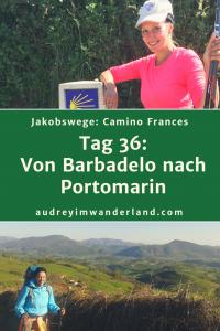 Camino Frances - Tag 36: Von Barbadelo nach Portomarin #caminodesantiago #camino #caminofrances #Santiago #fernwanderung #wandern #spanien #pilgern #santiagodecompostella #finisterre #fisterra #galicien #galicia #outdoor #outdoorblog #outdoorblogger #reiseblogger #wanderblogger #wanderblog #reiseblog #läuftbeiihr