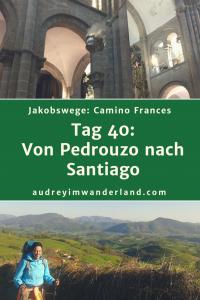 Camino Frances - Tag 41&40: Von Pedrouzo nach Santiago #ankommen #caminodesantiago #camino #caminofrances #Santiago #fernwanderung #wandern #spanien #pilgern #santiagodecompostella #finisterre #fisterra #galicien #galicia #outdoor #outdoorblog #outdoorblogger #reiseblogger #wanderblogger #wanderblog #reiseblog #läuftbeiihr