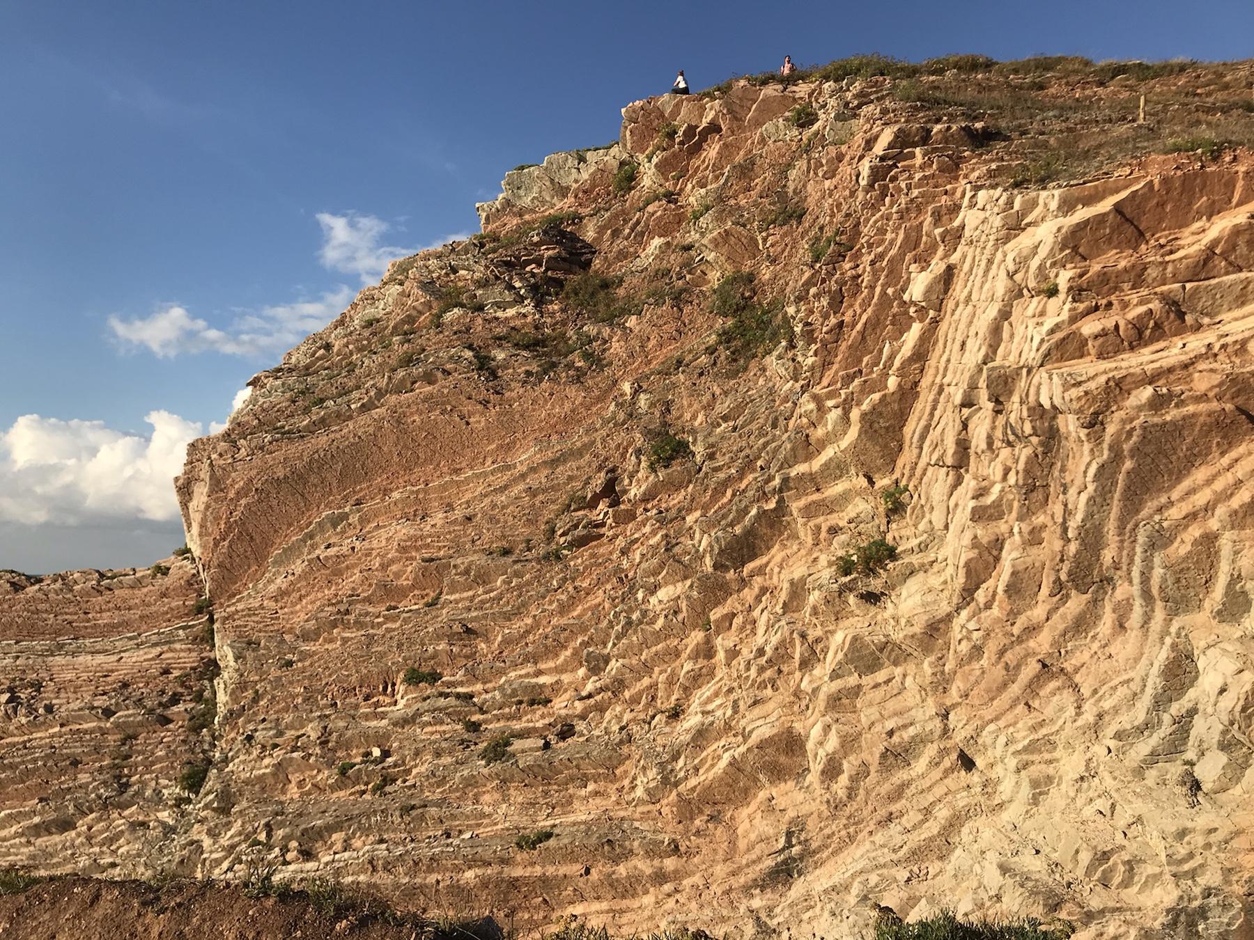 Flysch von Zumaia, Camino del Norte, Kategorie Landschaft #fopanet Fotoparade