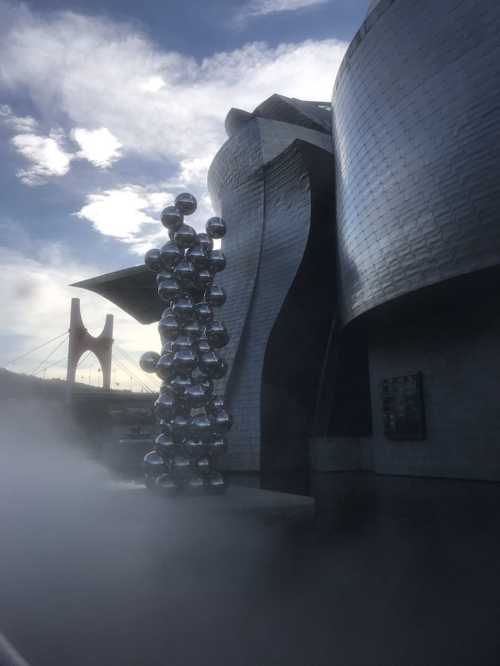 Guggenheim Bilbao, Kategorie Abstrakt, #fopanet Fotoparade