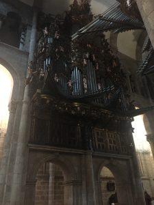 Die Engel-Orgel in Santiago