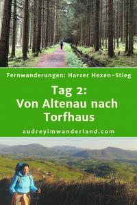 Harzer Hexen-Stieg- Tag 2: Von Altenau nach Torfhaus #harz #hexenstieg #deutschland #wanderung #fernwanderung #wandern #fernwandern #rucksack #wanderblog #wanderblogger #outdoorblog #wald #läuftbeiihr