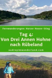 Harzer Hexenstieg - Tag 4: Von Drei Annen Hohne nach Rübeland #harz #hexenstieg #deutschland #wanderung #fernwanderung #wandern #fernwandern #rucksack #wanderblog #wanderblogger #outdoorblog #wald #läuftbeiihr