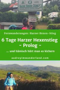 Harzer Hexen-Stieg- Prolog #harz #hexenstieg #deutschland #wanderung #fernwanderung #wandern #fernwandern #rucksack #wanderblog #wanderblogger #outdoorblog #wald #läuftbeiihr