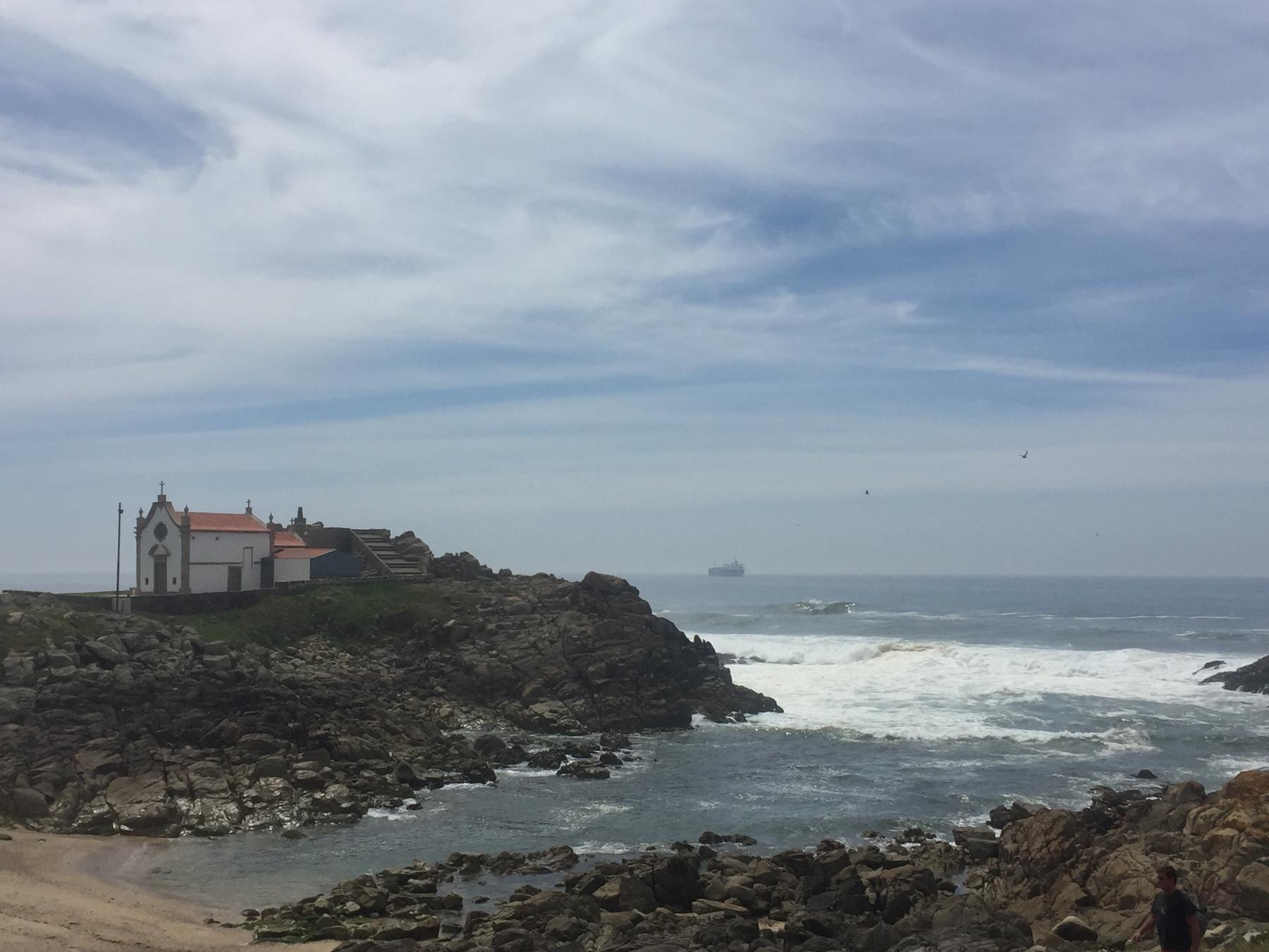 Eremita de la Boa Nova am Caminho Portugues