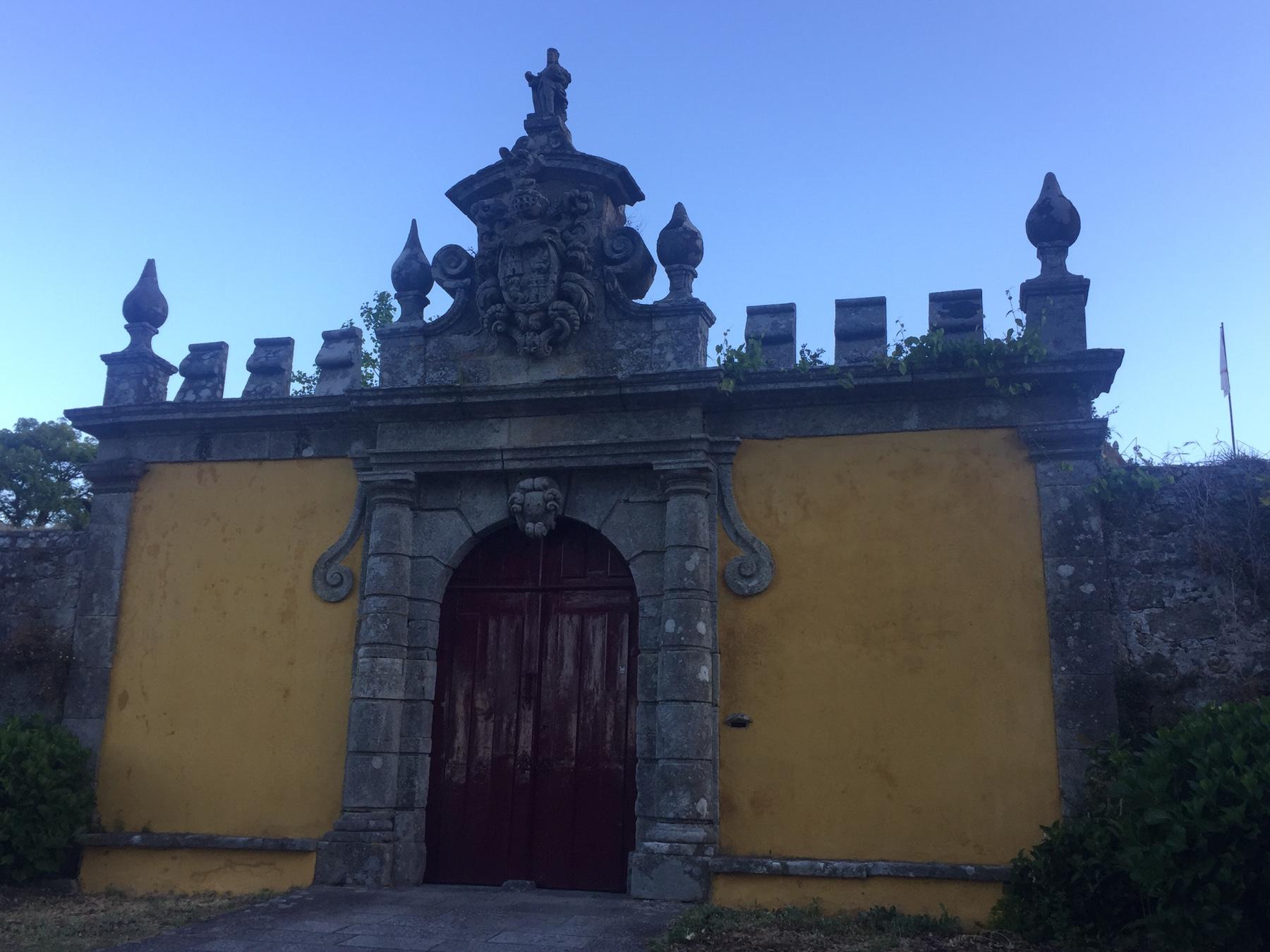 Portugiesischer Jakobsweg, Etappe 5 von Viana nach Caminha
