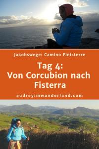 Camino Finisterre - Tag 4: Von Corcubion nach Fisterra #caminodesantiago #camino #caminofinisterre #Santiago #Fisterra #Finisterre #fernwanderung #wandern #spanien #pilgern #santiagodecompostella #outdoor #reiseblogger #wanderblog #reiseblog #läuftbeiihr