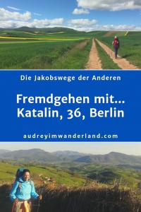 """In der ersten Ausgabe von """"Fremdgehen mit"""" erzählt Katalin, 36, aus Berlin uns von der jährlichen Camino-Sucht, frühzeitigen Diagnosen, vier Jahreszeiten an einem Tag, Love Actually vor der Kathedrale, zitternden Kleiderschränken, den """"Simple Things"""" und der Kraft der Camino-Family. #Camino #Erfahrungsbericht #Blogprojekt #Jakobsweg #Caminofrances #Caminhoportugues #Caminoingles #Schwarmintelligenz #läuftbeiihr"""