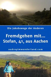 """In der 3. Ausgabe von """"Fremdgehen mit"""" erzählt Stefan, 41, aus Aachen wie man dem Burnout mit einem Camino ein Schnippchen schlägt, ein perfektes, kaltes Buffet zaubert, Freundschaften rettet, und Menschen trifft, die nie aufgeben #Camino #Erfahrungsbericht #Blogprojekt #Jakobsweg #Caminofrances #Moselcamino #ViaMosana #läuftbeiihr"""""""