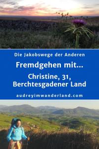 """In der 7. Ausgabe von """"Fremdgehen mit..."""" erzählt Christine, 31, aus dem Berchtesgadener Land vom Primitivo und der Via de la Plata, von Steinsofas, dem schlimmsten Unwetter und wieso niemand mehr ihr Strahlen ausknipsen wird. #CaminoPrimitivo #Caminhoportugues #Caminoanabres #Camino #Erfahrungsbericht #Blogprojekt #Jakobsweg #Viadelaplata #Caminhoportugues #läuftbeiihr"""""""