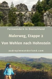"""Malerweg Etappe 2 von Wehlen nach Hohnstein Etappe 2 auf dem Malerweg von Wehlen nach Hohnstein mit Künstlerbräuten und Burgfräuleins, royalen Picknicktischen und Schneckenrennen an Brückentagen. #malerweg #saechsischeschweiz #deutschland #sachsen #wanderung #fernwanderung #wandern #fernwandern #rucksack #wanderblog #wanderblogger #bastei #basteibrücke #läuftbeiihr"""""""