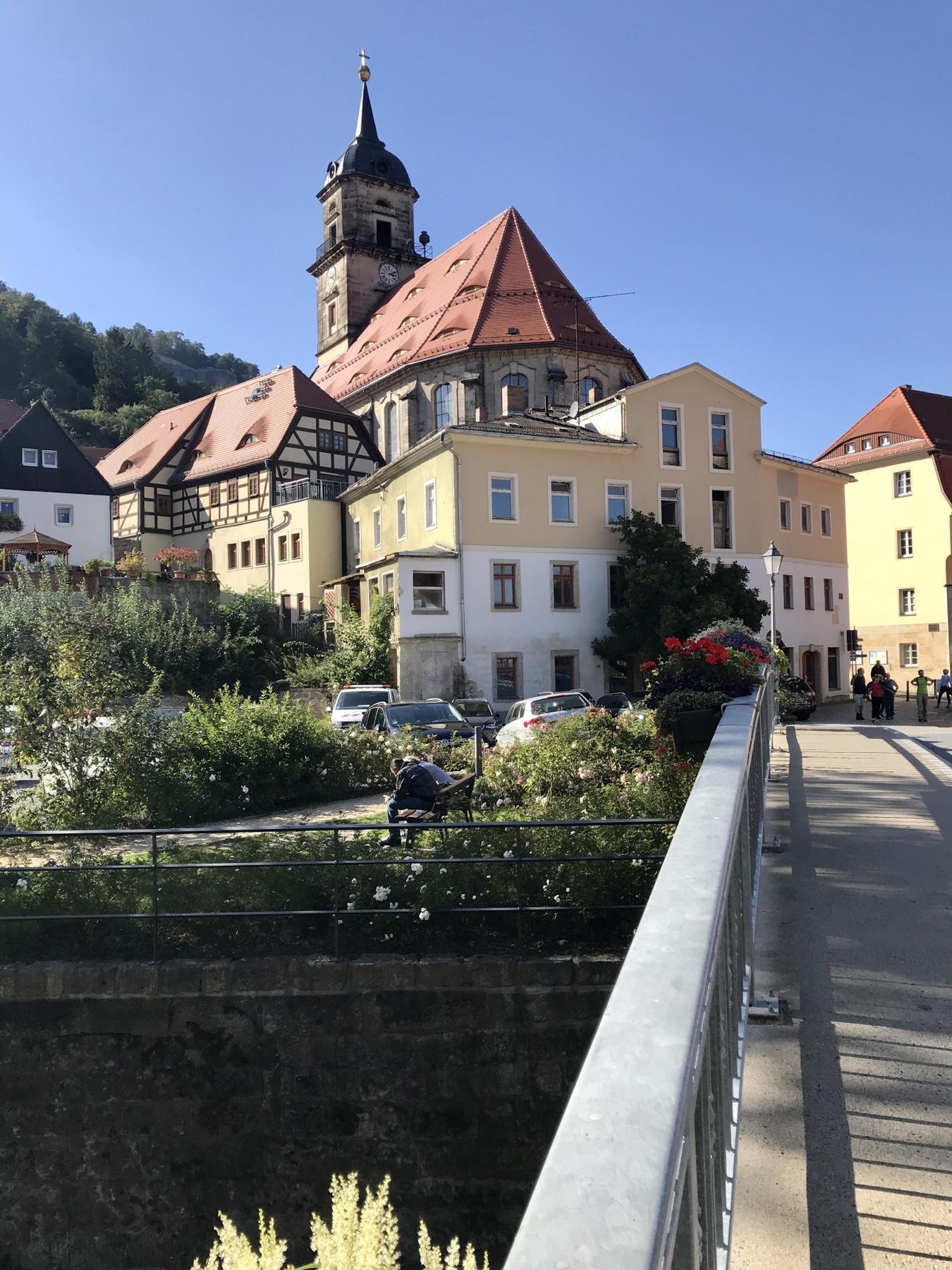 Königstein, Malerweg Etappe 7