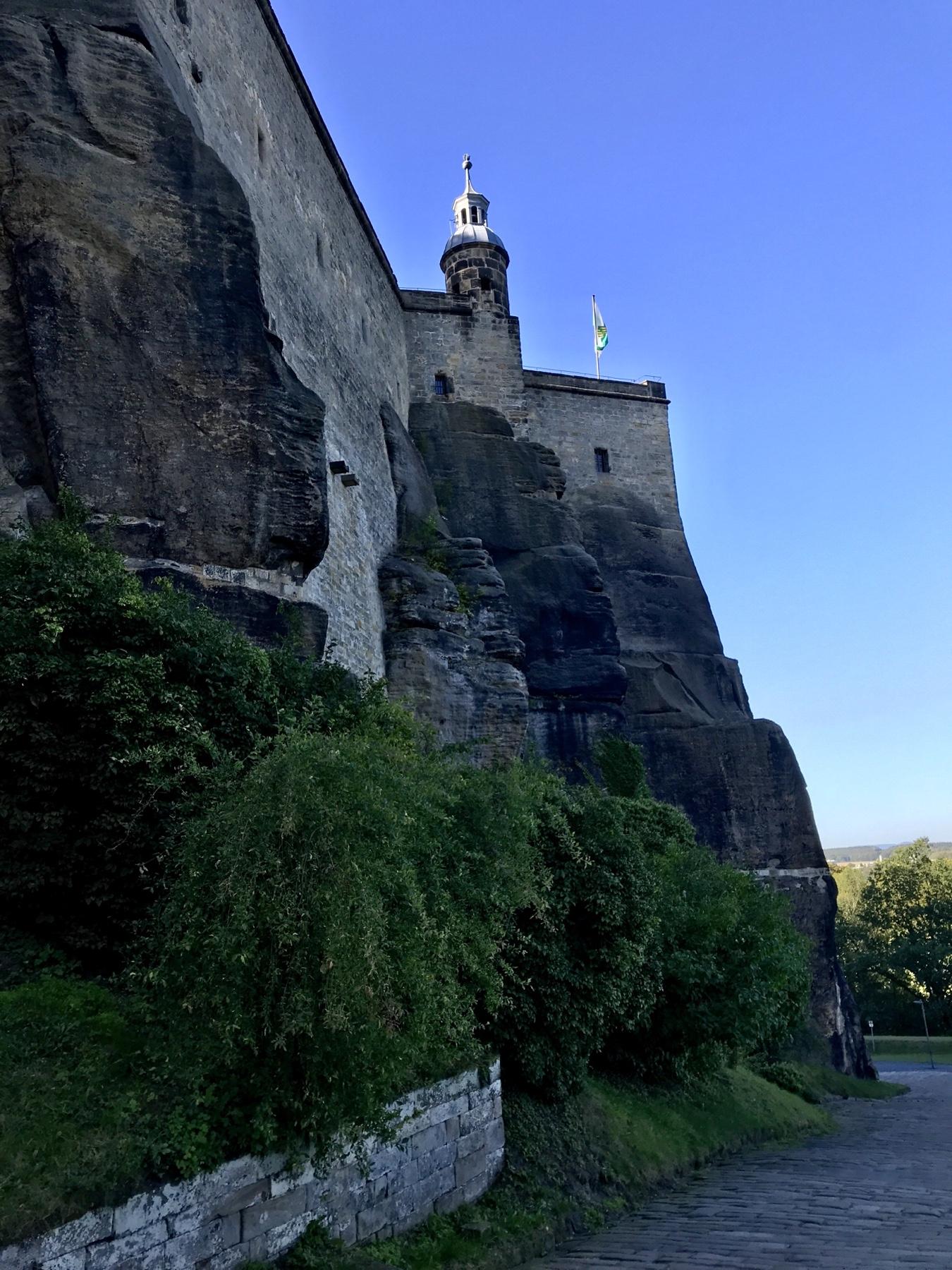 Festung Königstein, Malerweg