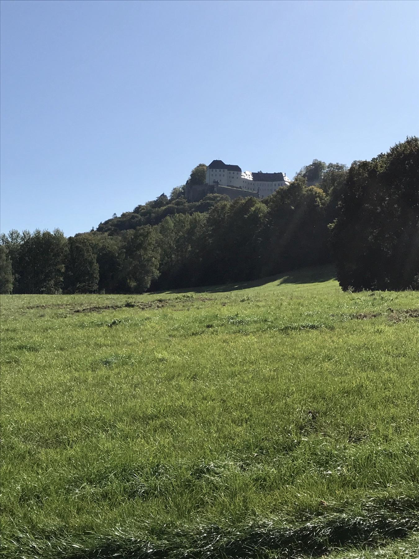 Festungsanlage Königstein, Malerweg