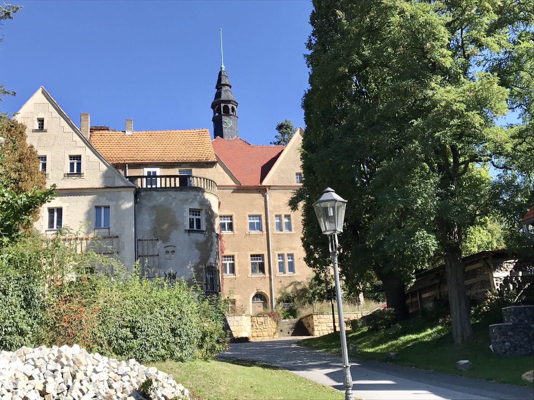 Schloss Thürmsdorf, Malerweg