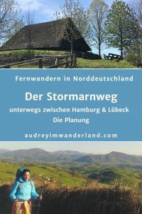 Weitwandern in Norddeutschland? Wieso nicht. In 6 Etappen auf 110 km durch den Kreis Stormarn in Schleswig-Holstein von Reinbek bis Lübeck auf dem Stormarnweg #deutschland #wandern #fernwandern #wanderblog #läuftbeiihr