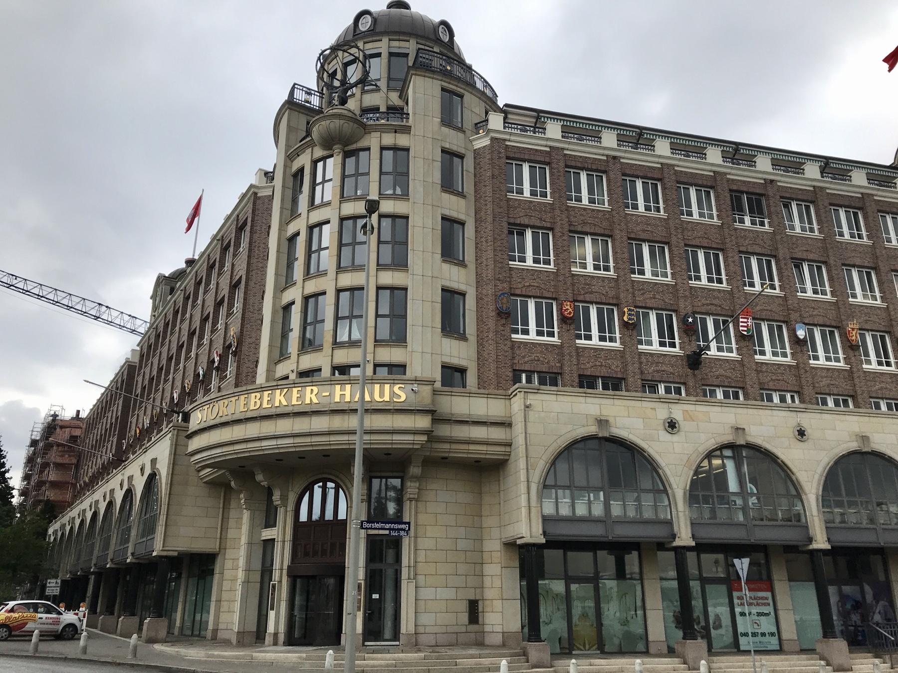 Störtebeker-Haus Hamburg Hamm