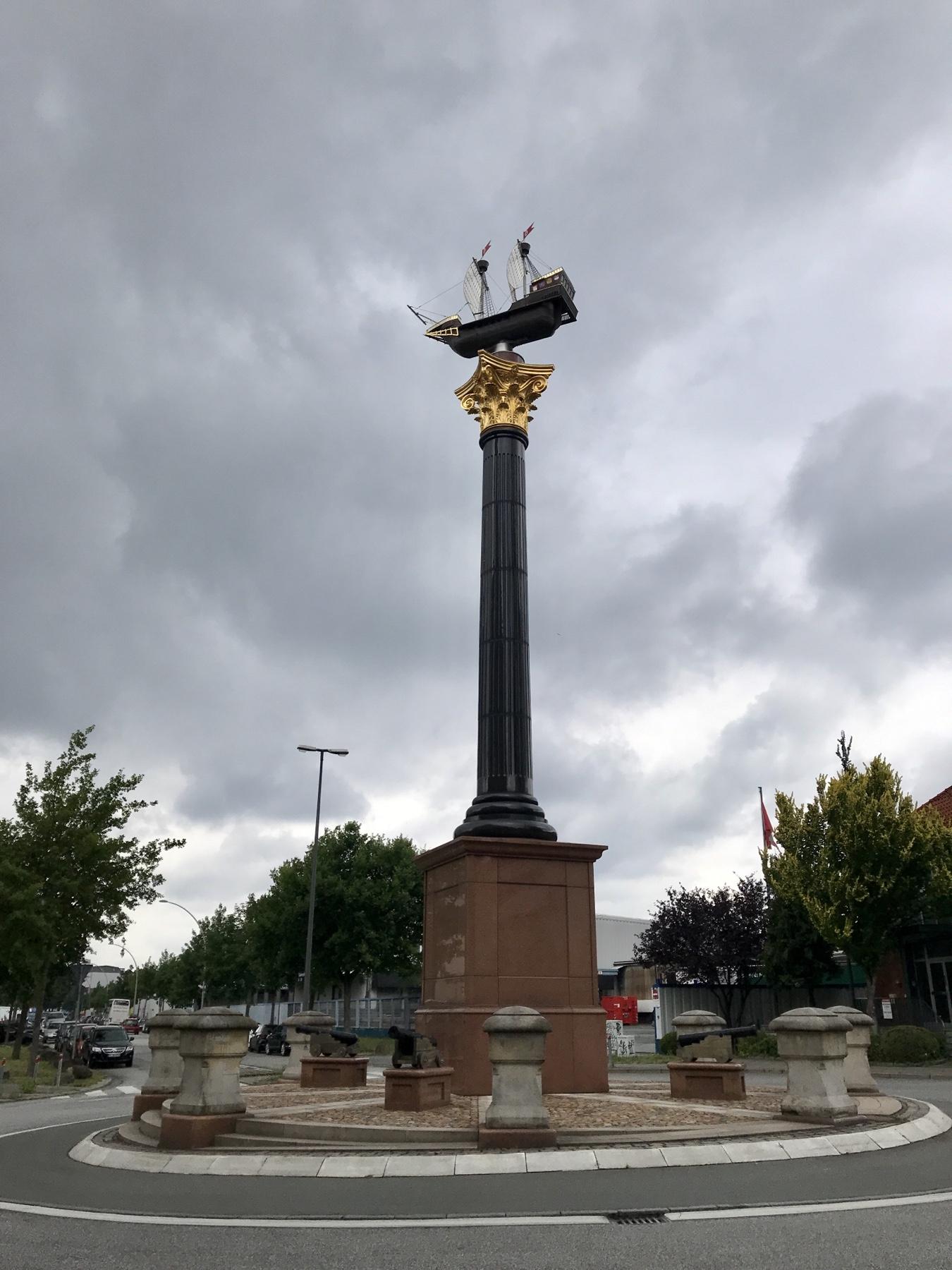 Störtebeker Denkmal Hamm