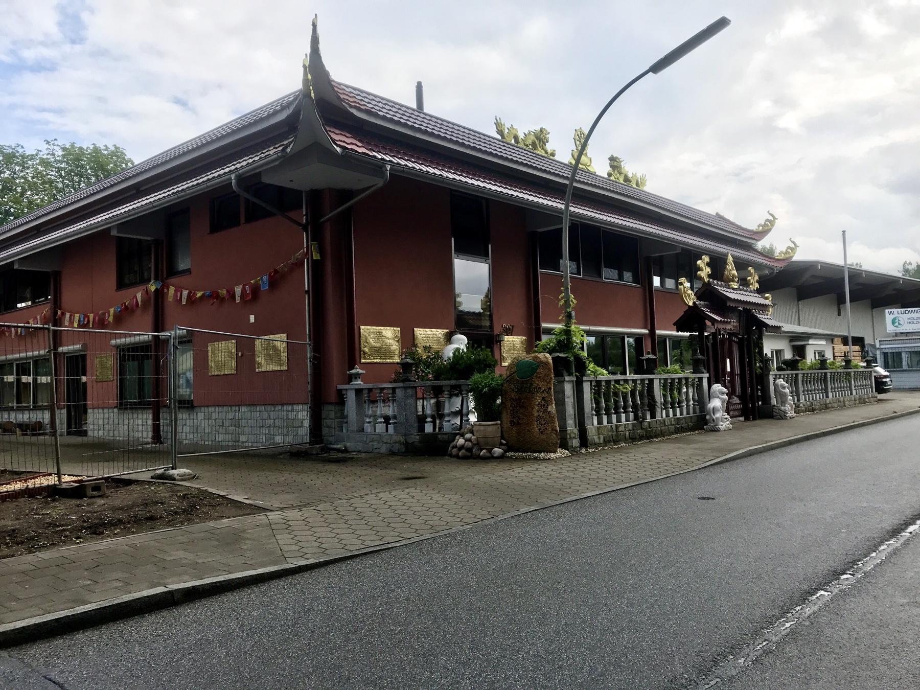 Pagode Bao Quang Billbrook