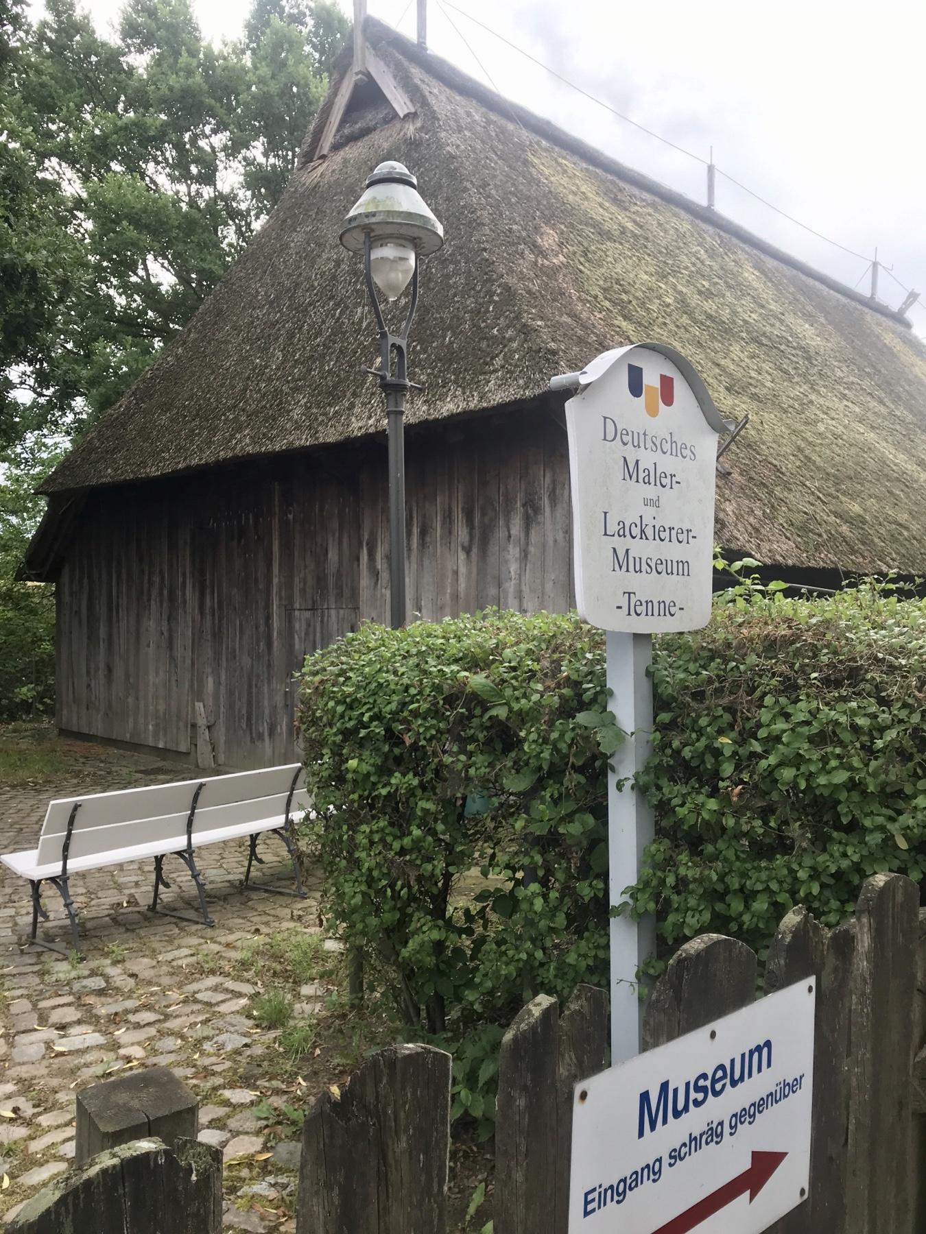 Deutsches Maler und Lackierermuseum Billwerder