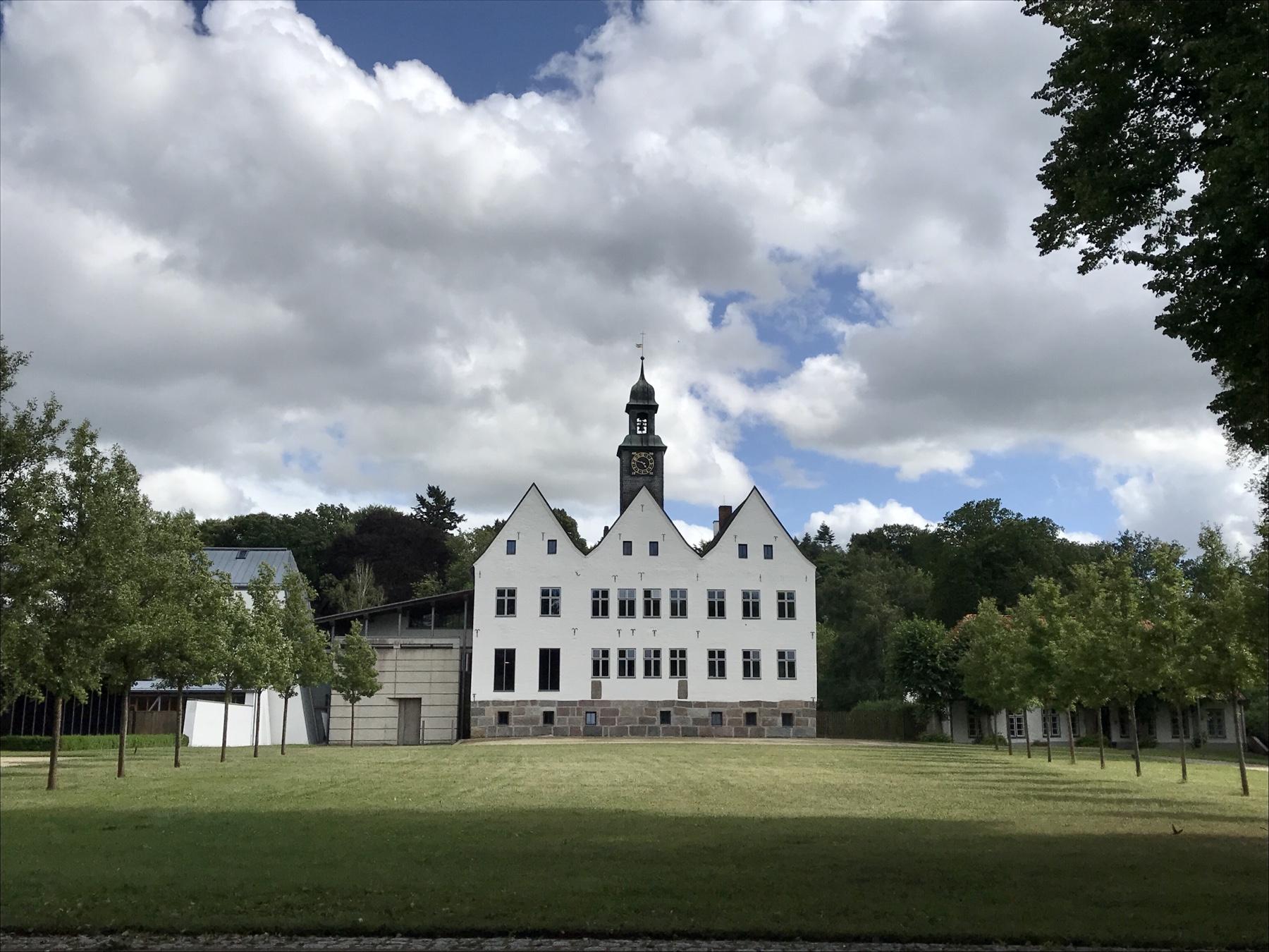 Kloster St. Ansgar Nütschau, Stormarnweg Etappe 4