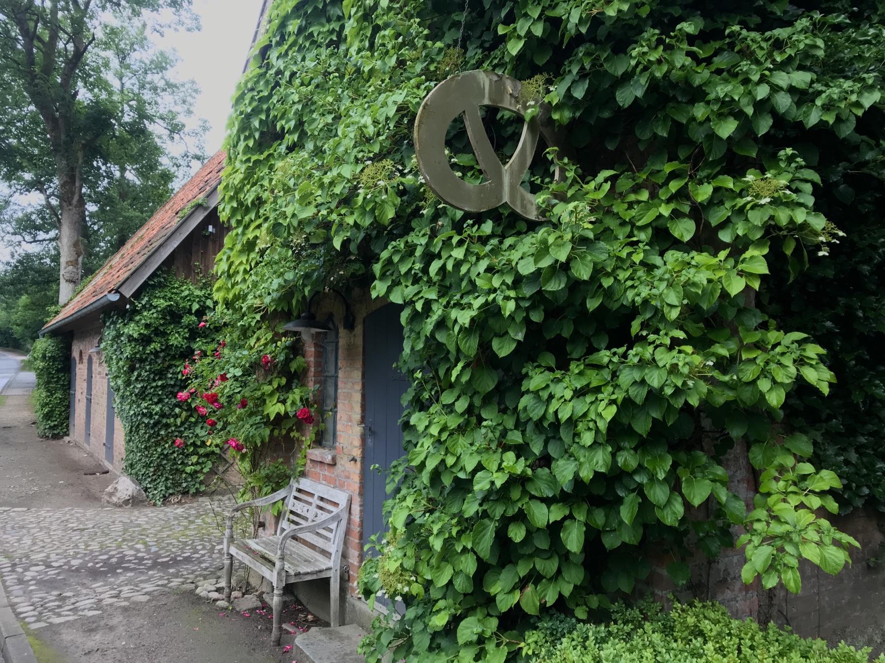 Bäckerei Nütschau, in der Nähe vom Kloster