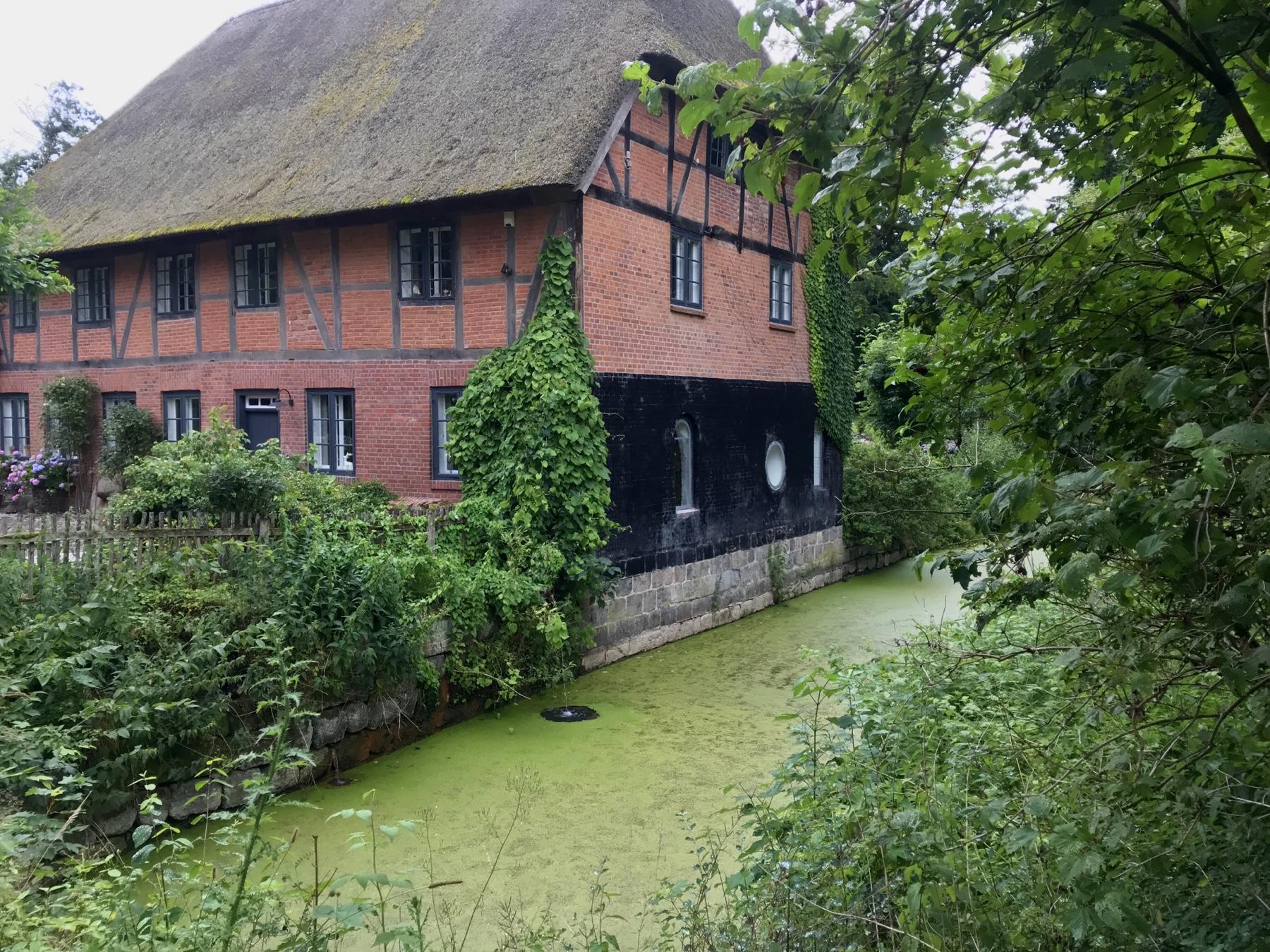 Alte Mühle Nütschau in der Nähe vom Kloster
