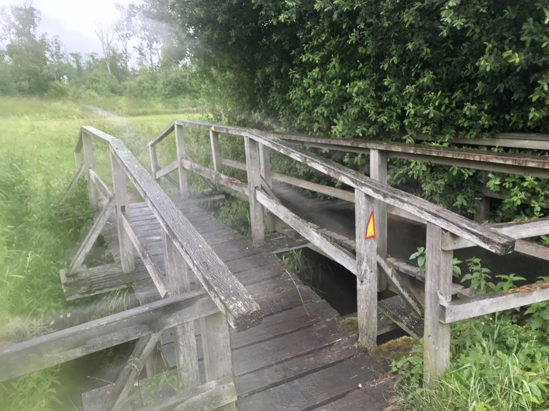 Stormarnweg Etappe 5, Nütschau Reinfeld