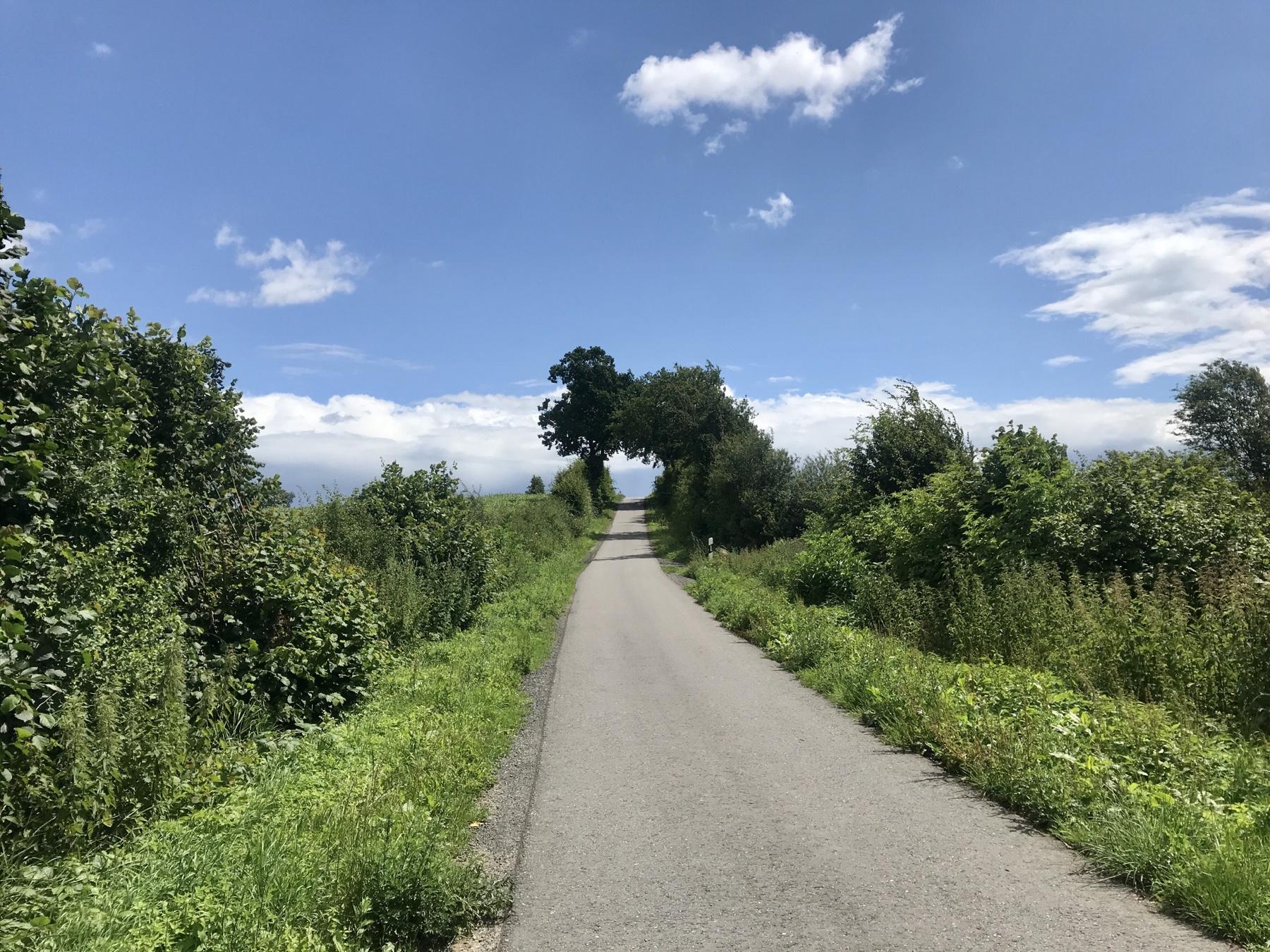 Auf dem Weg nach Lübeck, Stormarnweg Etappe 6