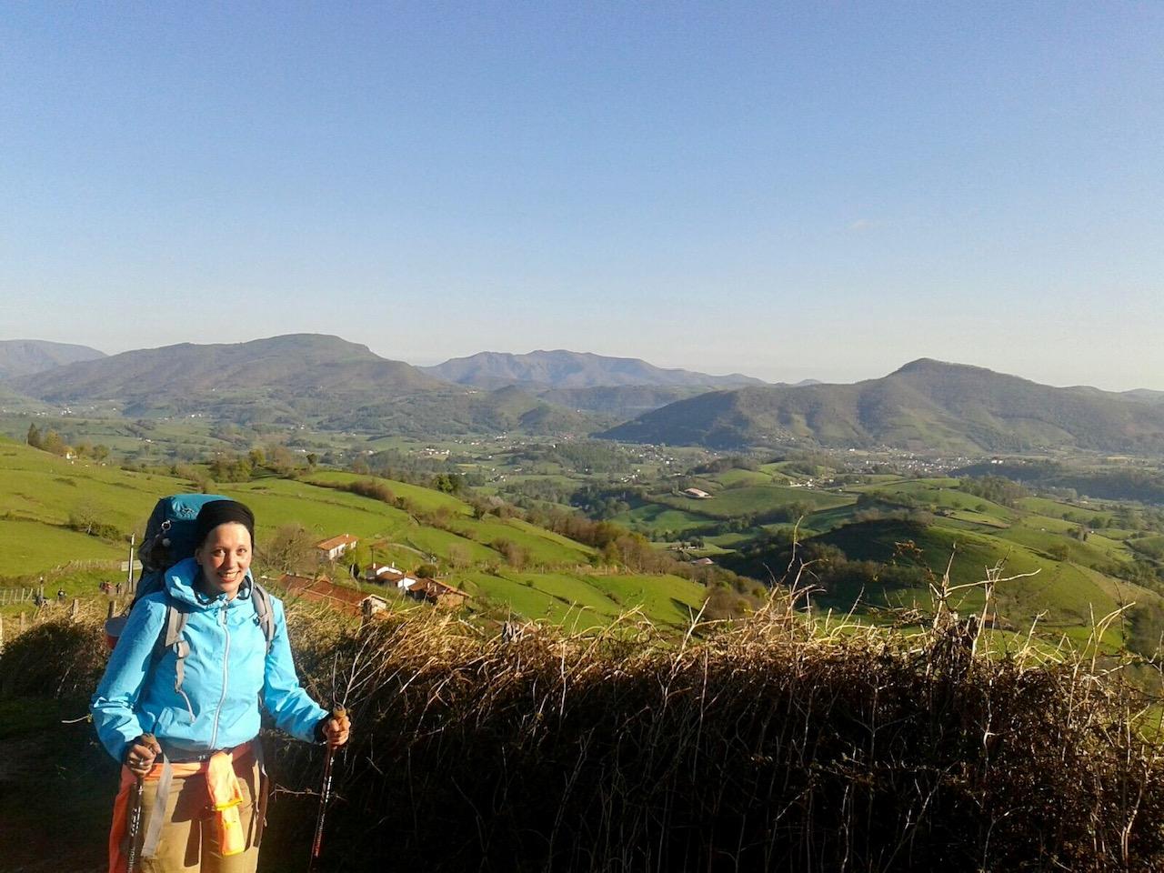 Auftakt Camino Frances