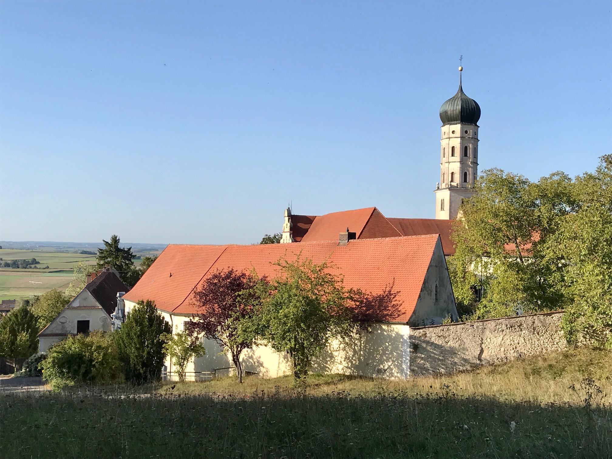 Kloster Mönchsdeggingen