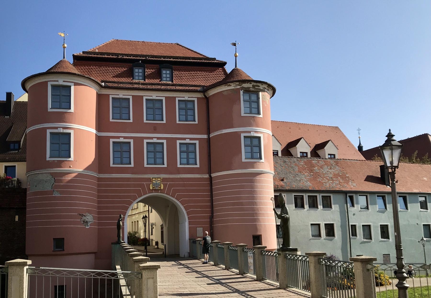 Rieder Tor in Donauwörth