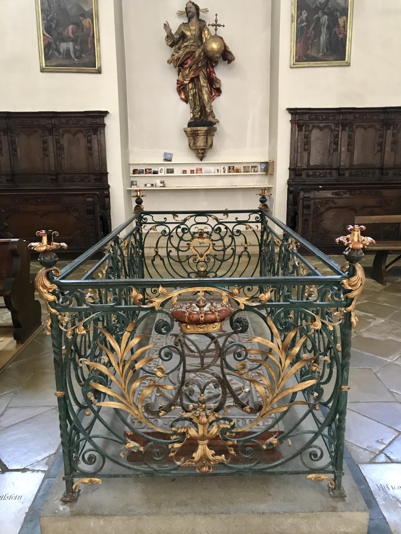 Epitaph der Herzogin Maria von Brabant, Donauwörth