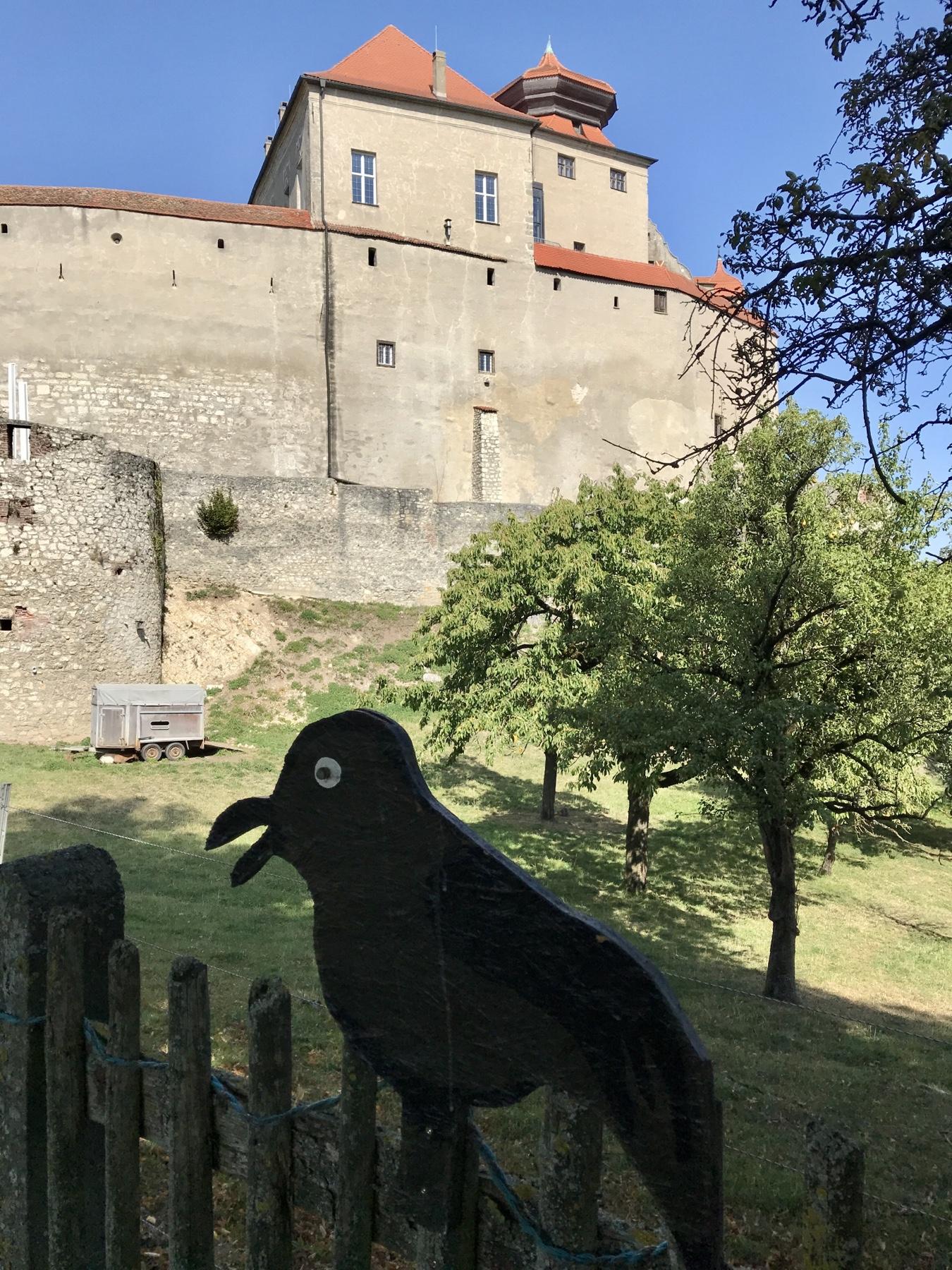 Burg Harburg am Albsteig