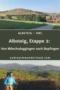 Albsteig (HW1), Etappe 2: Mönchsdeggingen - Bopfingen: Auf weißen Schotterwegen zwischen Katzen, Nixen und Klosterruinen zum legendären Ipf  #albsteig #hw1 #schwäbischealbnordrandweg #badenwürttemberg #deutschland #wanderung #fernwanderung #wandern #fernwandern #rucksack #läuftbeiihr