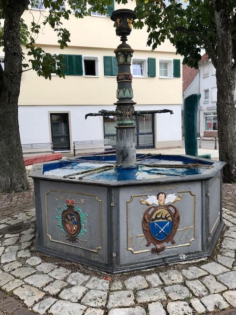 Dorfbrunnen Heubach
